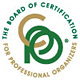 Board of Certification of Professional Organizers