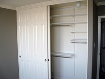 Moving - customized closet